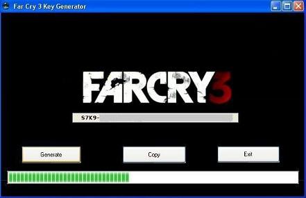 farcry 3 keygen key generator crack